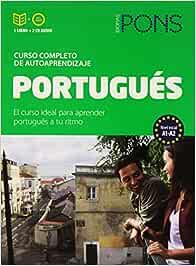 Curso PONS Portugués - 1 libro + 2 CD Pons - En La Empresa