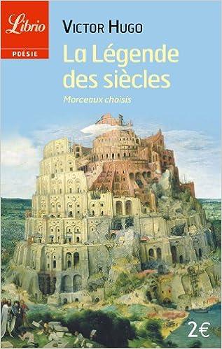 Livre La Légende des siècles pdf