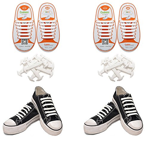 Newkeen Set Shoelaces Kids Adults