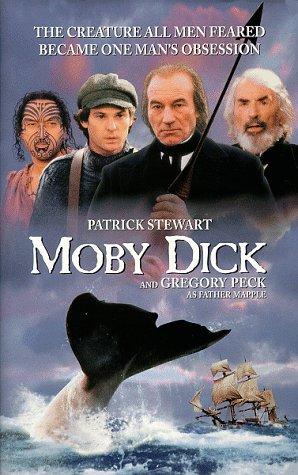 Moby Dick [VHS]: Amazon.de: Bücher