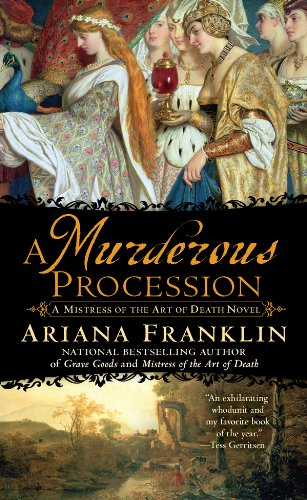 book cover of A Murderous Procession