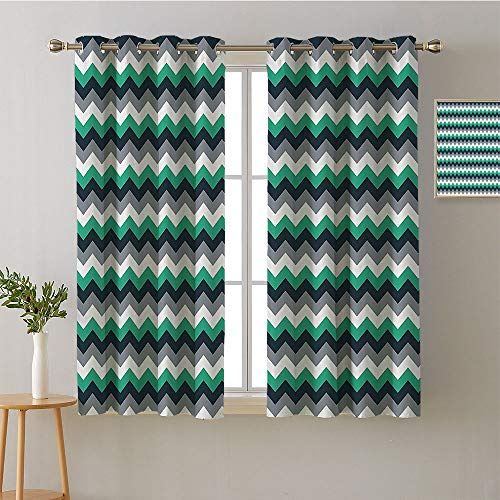 Suchashome Curtain Backdrop Grommets Bedroom Darkening Curtains décor