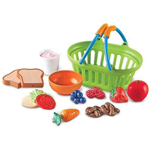 Learning Resources New Sprouts Healthy Lunch, 15 Pieces