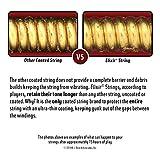 Elixir Strings Nickel Plated Steel 4-String Bass