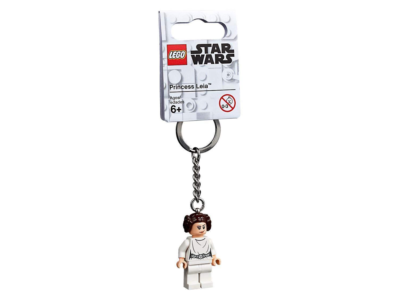 Star Wars Lego, Princess Leia Llavero (versión 2019 ...