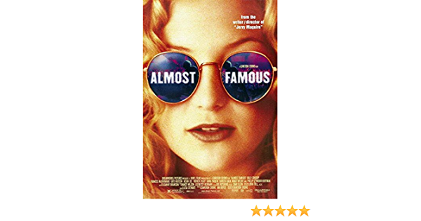 ALMOST FAMOUS 11x17 Movie Poster LicensedNewUSA A