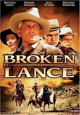 9cb400a8e5ad Amazon.com  Broken Lance  Spencer Tracy