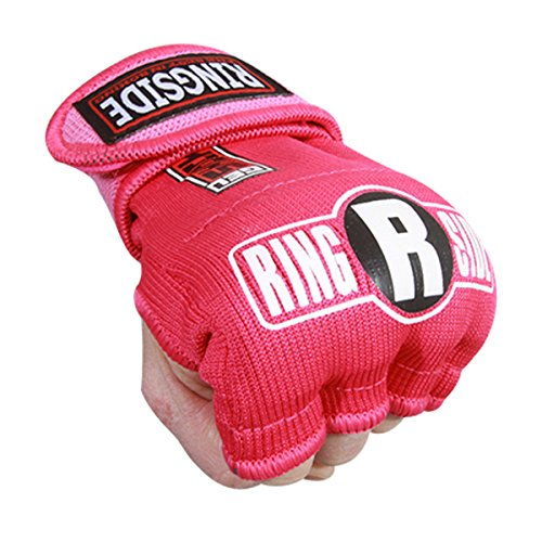 (Ringside Quick Wrap Gel Shock MMA Boxing Hand)