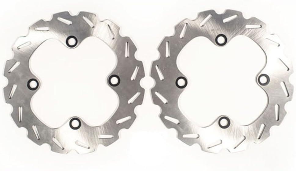 Brake Rotors fits Yamaha Grizzly 700 YFM700 2007-2017 Rear RipTide Brake Discs