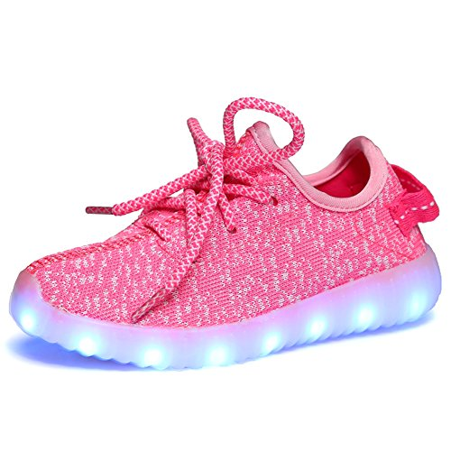 AjayR Light up Shoes-Flashing Sneakers Led Shoes Luminous Light Shoes for Boys Girls by AjayR (Image #1)
