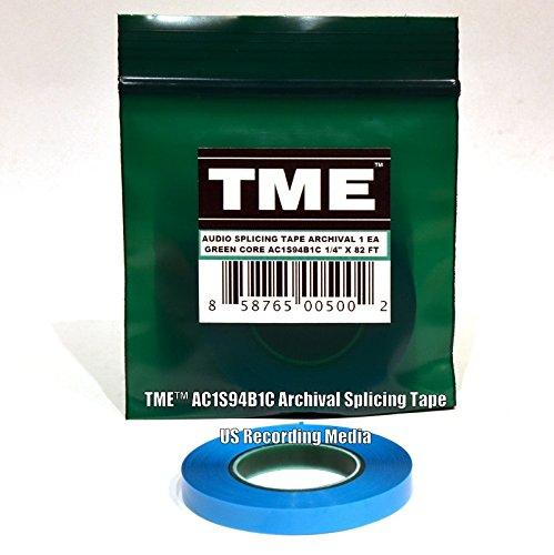 TME Open Reel Audio Splicing Tape 1/4