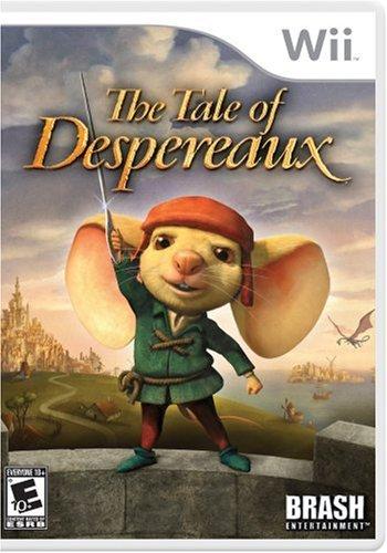 Despereaux Wii (The Tale of Despereaux - Nintendo Wii)