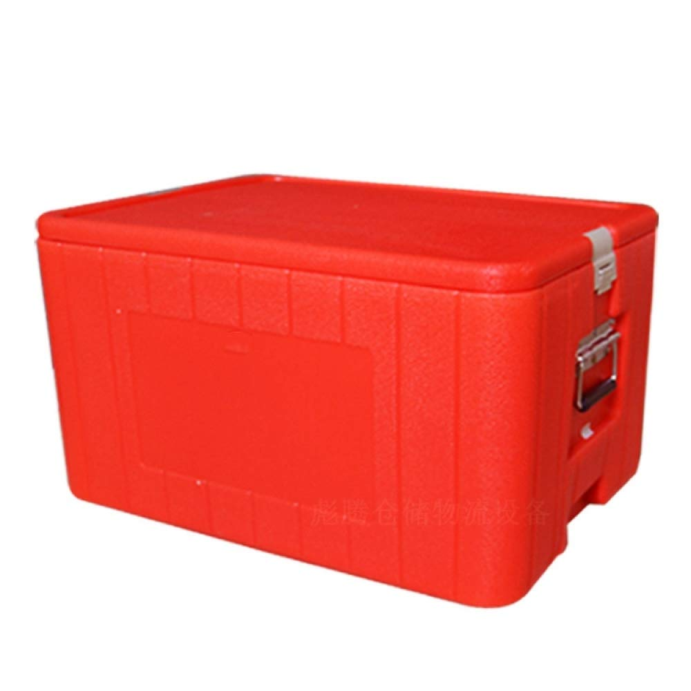 Ambiguity Kühlboxen,65L Takeaway Isolation Box Outdoor Kühlkette frisch Kühlschrank