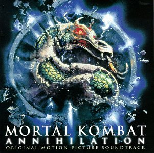 cd: Mortal Kombat: Annihilation Soundtrack