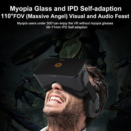 PIMAX 4K Virtual Reality Headset , 3D Virtual Reality