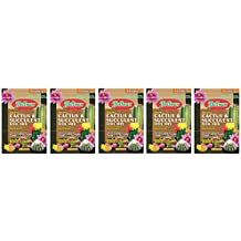 Hoffman Organic Cactus and Succulent Soil Mix (10 qts, Pack of 5)