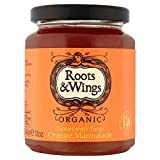 Roots & Wings Organic Seville Marmalade - 340g