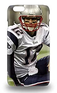 Iphone 6 3D PC Case Cover With Shock Absorbent Protective NFL New England Patriots Tom Brady #12 3D PC Case ( Custom Picture iPhone 6, iPhone 6 PLUS, iPhone 5, iPhone 5S, iPhone 5C, iPhone 4, iPhone 4S,Galaxy S6,Galaxy S5,Galaxy S4,Galaxy S3,Note 3,iPad Mini-Mini 2,iPad Air )