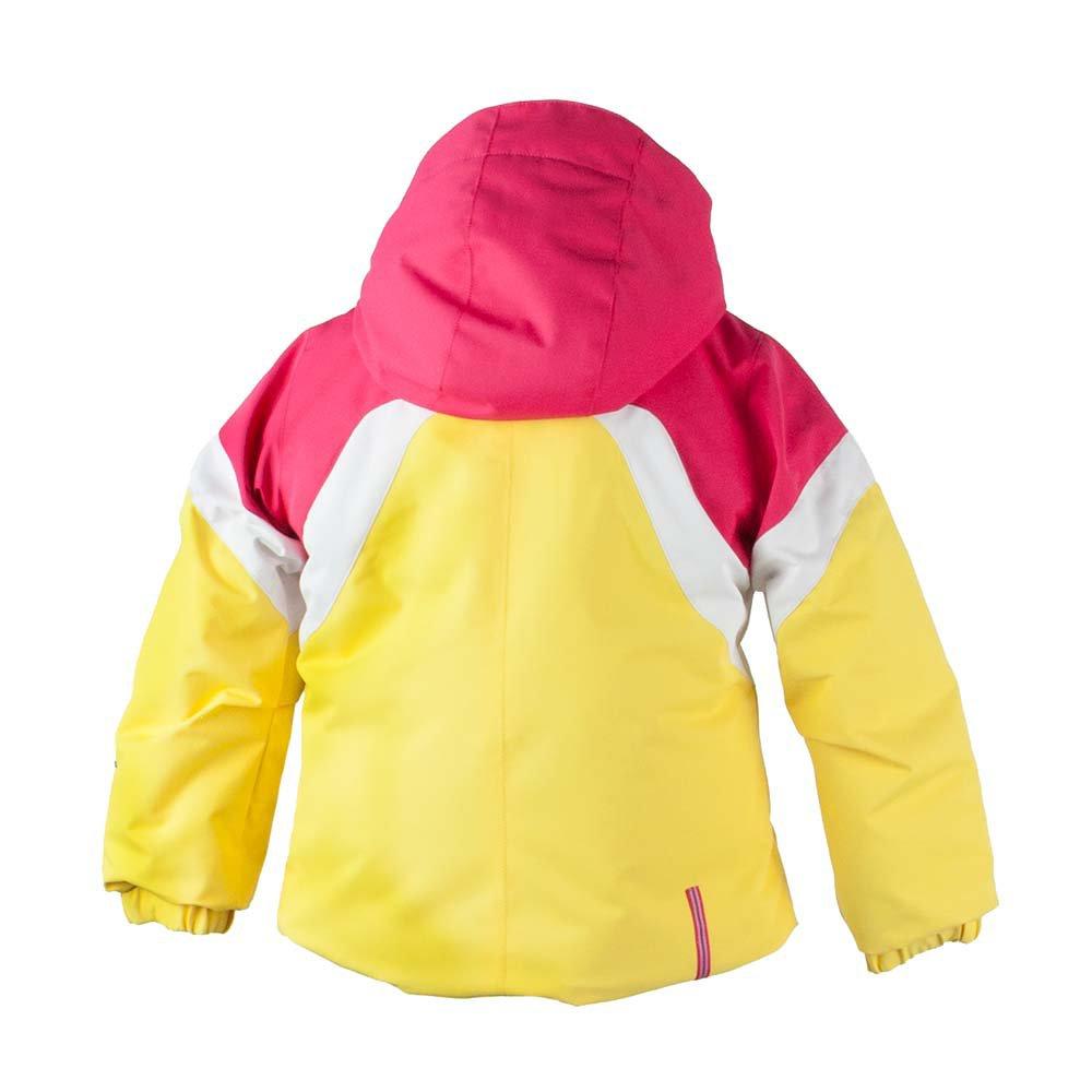 Obermeyer Kids Girls Alta Jacket Buttercup 6 by Obermeyer