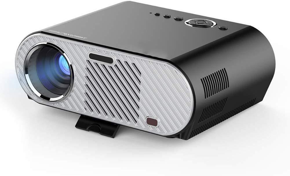 Video Proyectores 380 lúmenes ANSI 1080P Full HD HDMI Cine de ...