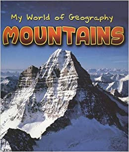 Image result for my world of geography book mountains