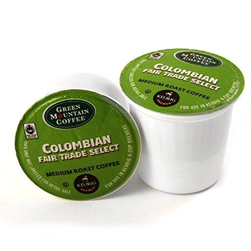Keurig Green Mountain Coffee® Colombian Fair Trade Selec