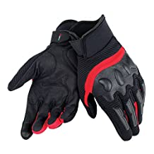 Dainese Air Frame Gloves Black/Red SM