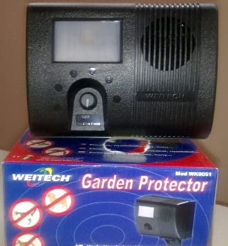 Weitech WK0051 Garden Protector 2 with Flash Protection up to 200