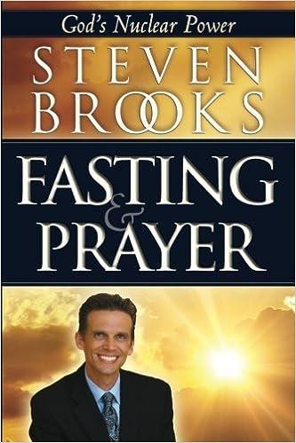 Gratis nedlastede lydbøker Fasting and Prayer: God's Nuclear Power (Norwegian Edition) MOBI