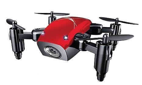 Goclever Sky Beetle FPV dron con cámara Octocopter Negro, Rojo 4 ...