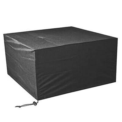 Fablcrew Housse Mobilier de jardin extérieur Grande étanche Cube Set ...