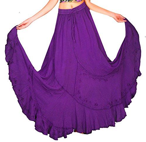 Violet Violet Femme Jupe Aeon Femme Aeon Jupe Violet Jupe Aeon Femme FwRqqPS