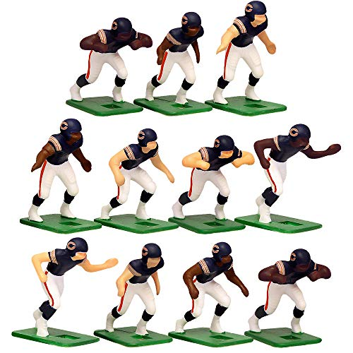 Chicago Bears Home Jersey NFL Action Figure Set ()