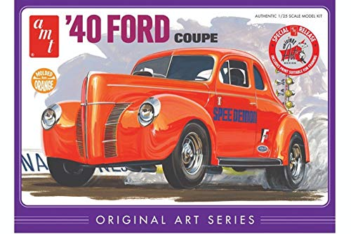 AMT AMT850/12 1/25 '40 Ford Coupe Original Art Series for sale  Delivered anywhere in USA