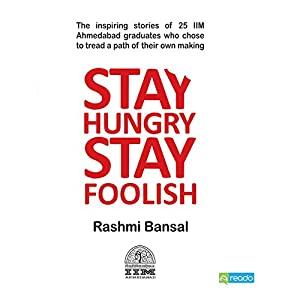 Stay Hungry Stay Foolish Audiobook