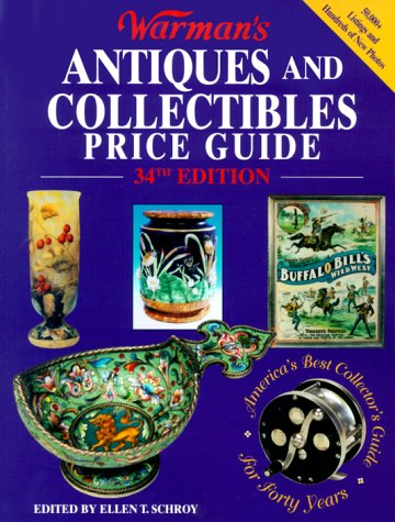 Warman's Antiques and Collectibles Price Guide pdf epub