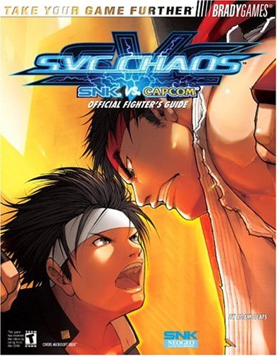 Price comparison product image SVC CHAOS(tm): SNK vs. CAPCOM Official Fighters Guide