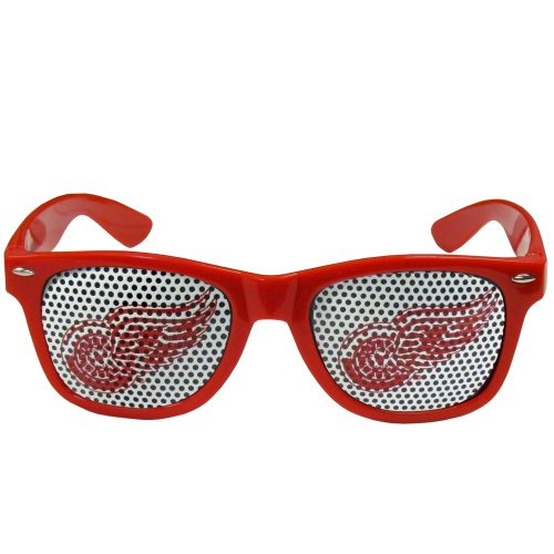 (Siskiyou NHL Detroit Red Wings Game Day Shades, Red)