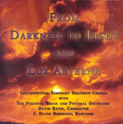 Aeterna Cd - From Darkness to Light and Lux Aeterna(CD Recording)