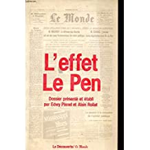 L'Effet Le Pen : dossier