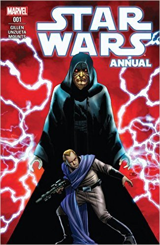 Star Wars Annual #1 Comic Book