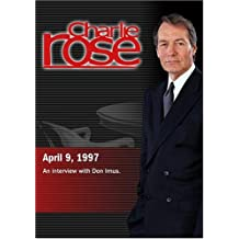 Charlie Rose with Don Imus