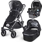 UPPAbaby VISTA-MESA Travel System - Jake Black - FREE SHIPPING
