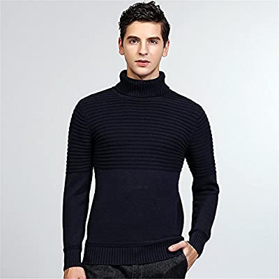 jdfosvm Hombres suéteres para Hombre Moda Joven Estilo British ...