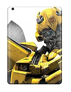 Hot QXu8292aluQ Cases Covers Protector For Ipad Air- Transmers Bumblebee