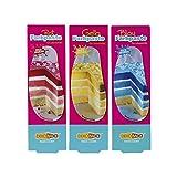 Dekoback Lebensmittelfarb-Pasten / Gel Spar-Set (3er Pack (3 x 25 g) Grundfarben)
