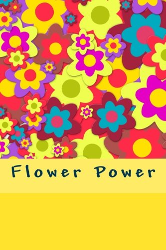 Download Flower Power: Writing Journal with Bright Flowers pdf