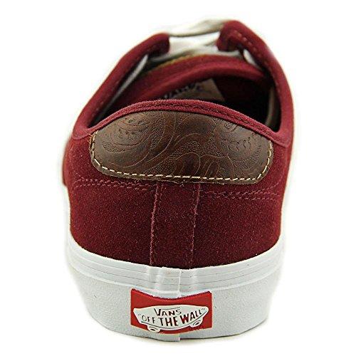 Vans メンズ US サイズ: 13 D(M) US カラー: レッド