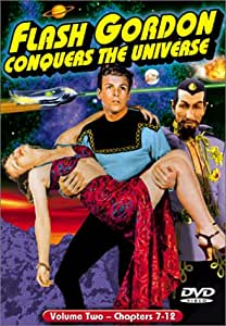 Flash Gordon Conquers The Universe, Volume 2 (Chapters 7-12)