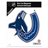 NHL Vancouver Canucks Team Logo Die Cut Magnet …